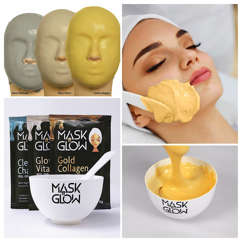 Premium Modeling Mask- Korean Rubber Mask- Jelly Mask