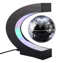 Home Office Decoration LED Tellurion Levitation Globe
