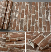Brick Wallpaper Roll