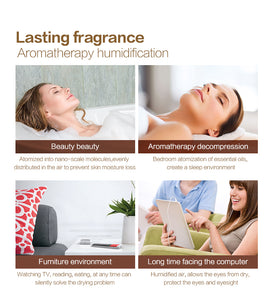 USB Aroma Essential Oil Diffuser & Air Purifier