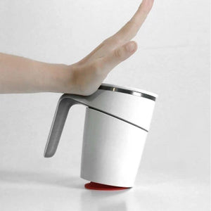 Spill Proof Non-slip Double Insulation Mug