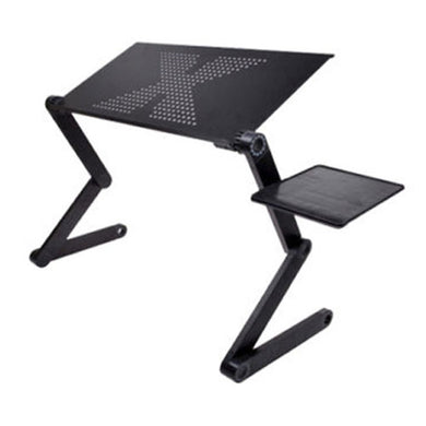 Portable folding table for Laptop