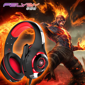 Wired gaming Headphone with Microphone