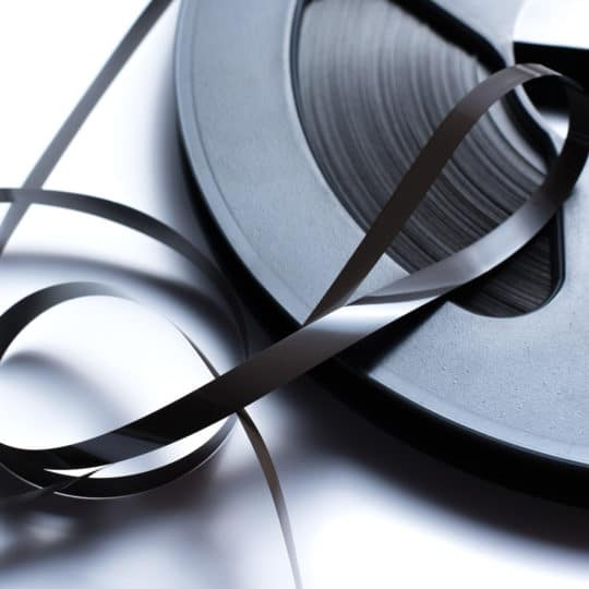 Storing Film Reels: Tips for Properly Preserving Your Home Movie Memories