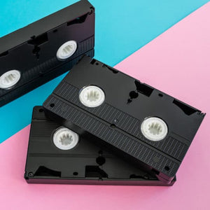 What Happens to Old VHS Tapes?