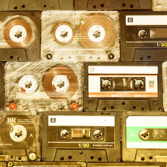 Mixed Tapes and Memories: Challenges (and Joys) of Keeping Old Cassette Tape Collections