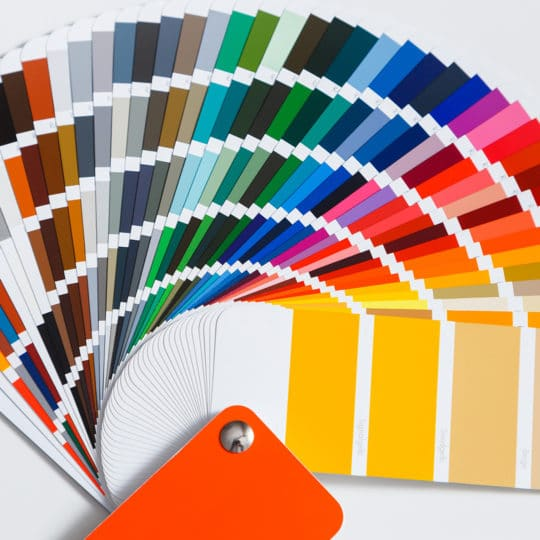 Printing Preferences: Pantone Colors Vs. CMYK