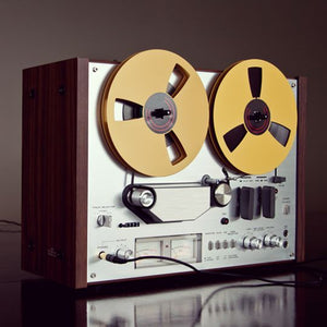 How to Play Reel to Reel Audio Tapes