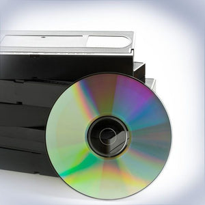 Can I Back up Old VHS Tapes to DVD?
