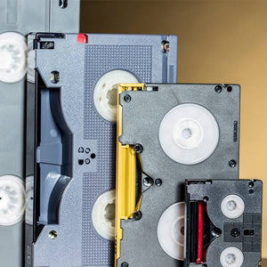What Types of Video Tapes Do I Have?