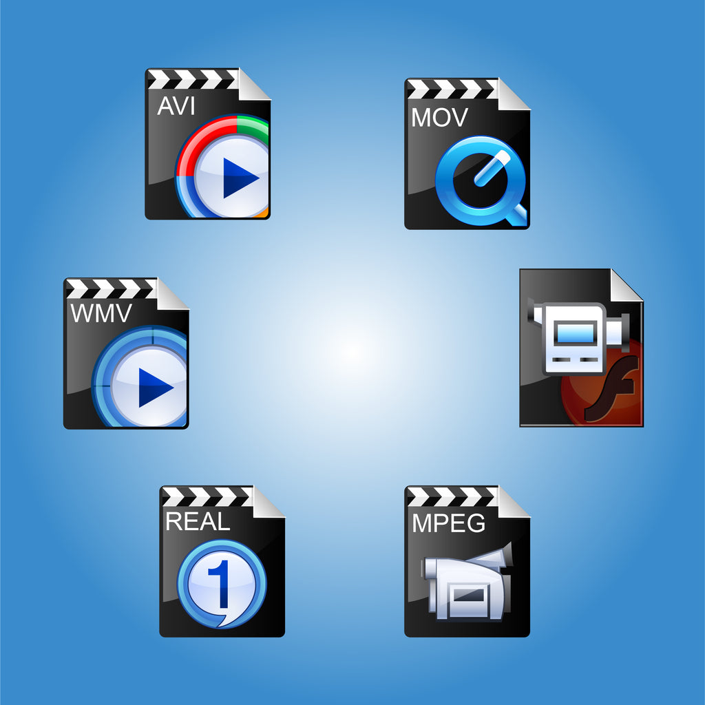Video File Formats Defined