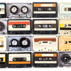 Transfer Cassette Tapes Before it's Too Late