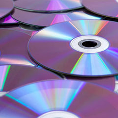 How to Determine If Your CD or DVD Collection Suffers from Disc Rot Damage