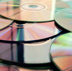 The Difference Between a Data CD and an Audio CD