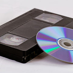 How Do I Transfer VHS Tapes to DVD