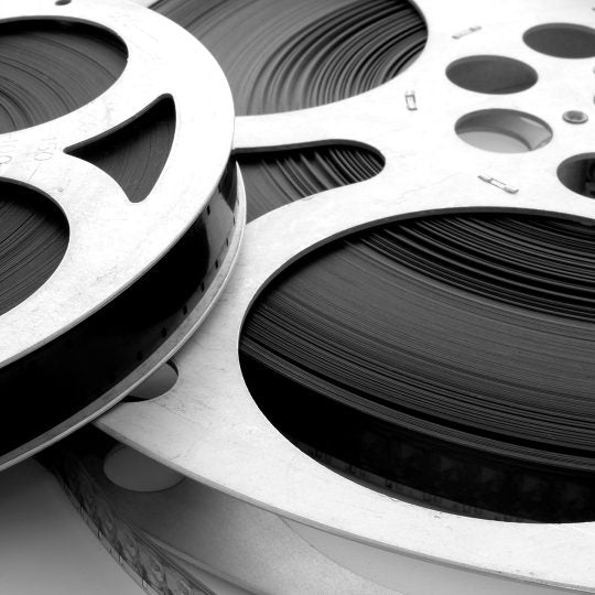 16mm Film Transfer  with SOUND