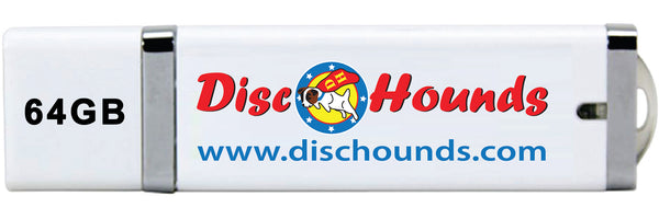 Disc Hounds USB Drive
