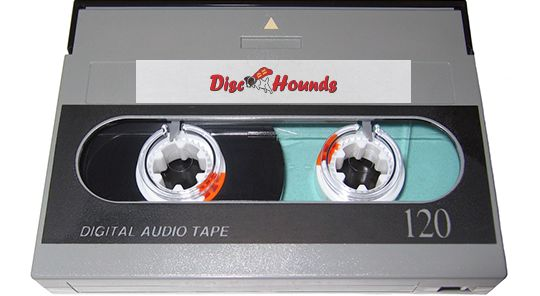 DAT Tapes