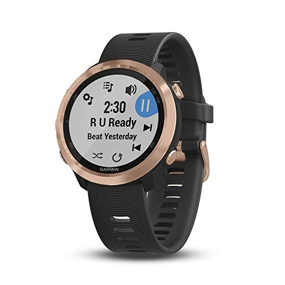 Garmin Forerunner 645 Music Rose Gold Black