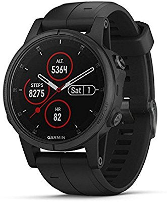 Garmin Fenix 5S Plus Black