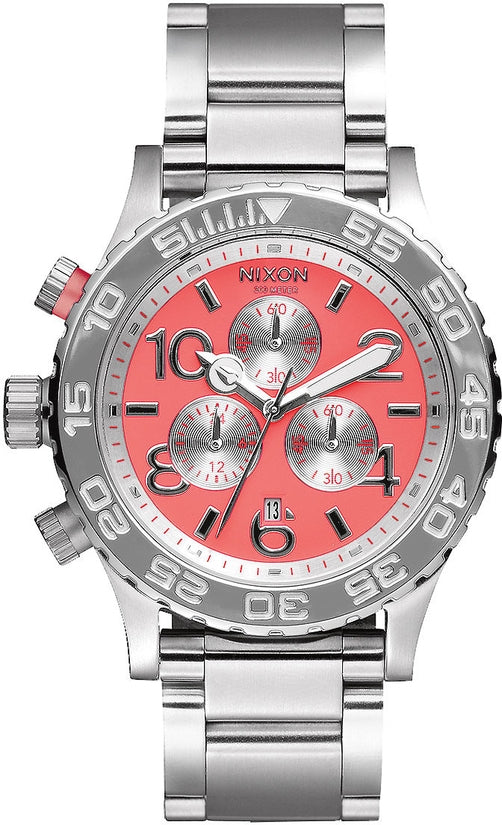 42-20 Chrono Bright Coral