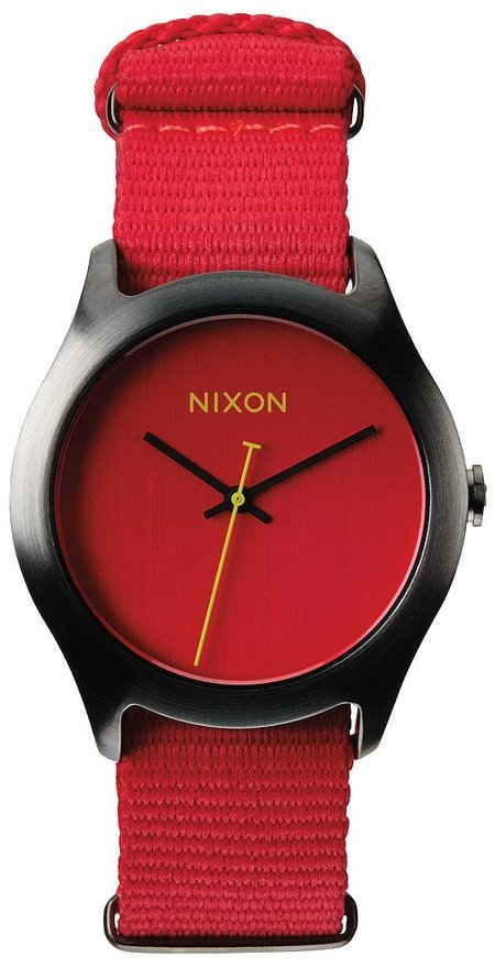 Men's Mod Red Dial