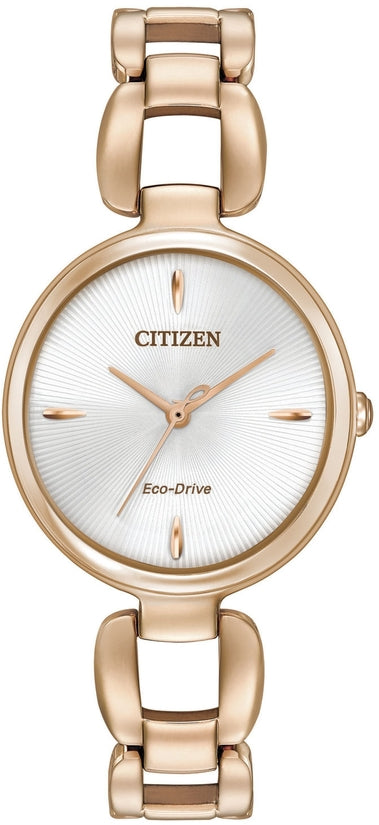 Citizen L Rose Gold Tone