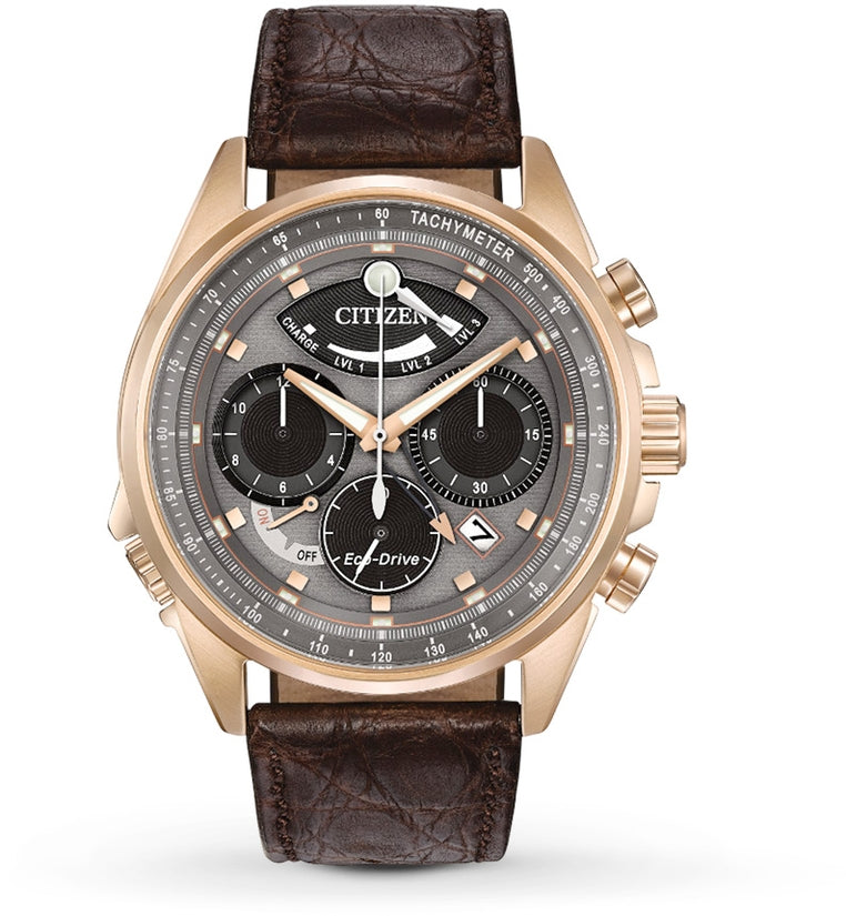 Limited Edition Calibre 2100 Chronograph Brown Leather