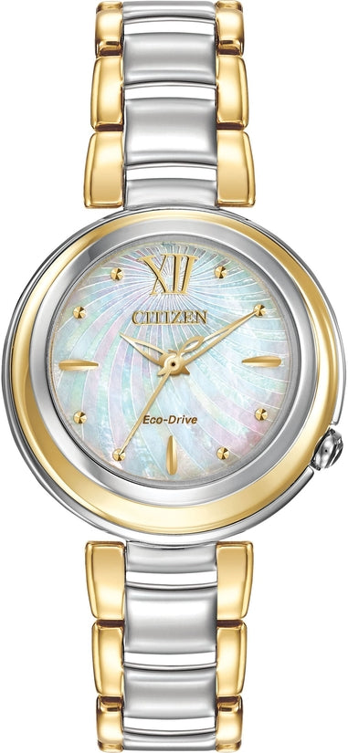 Citizen L Two Tone Mother of Pearl