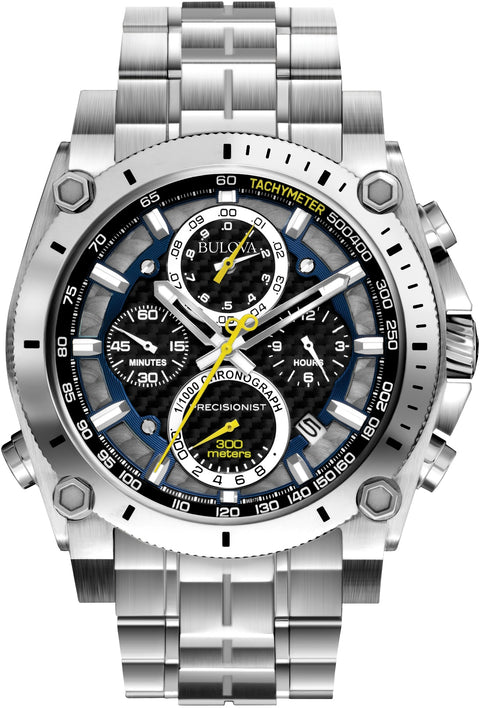 Precisionist Chronograph Stainless Steel
