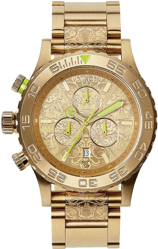 42-20 Chrono All Gold / Neon Yel / Beetlep