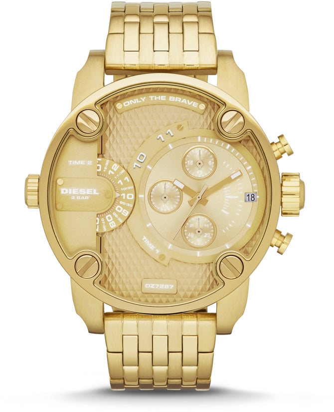 Little Chronograph Daddy Gold Tone All