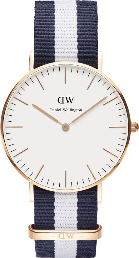 Classic Glasgow Rose Gold 36mm