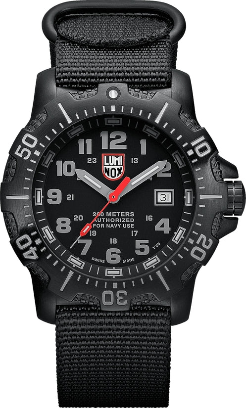 ANU 4200 Series Navy Seal Grey Dial Nylon Strap Men's Watch 4221.CW