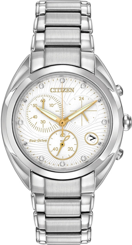 Citizen L Celestial Chronograph 8 Diamonds