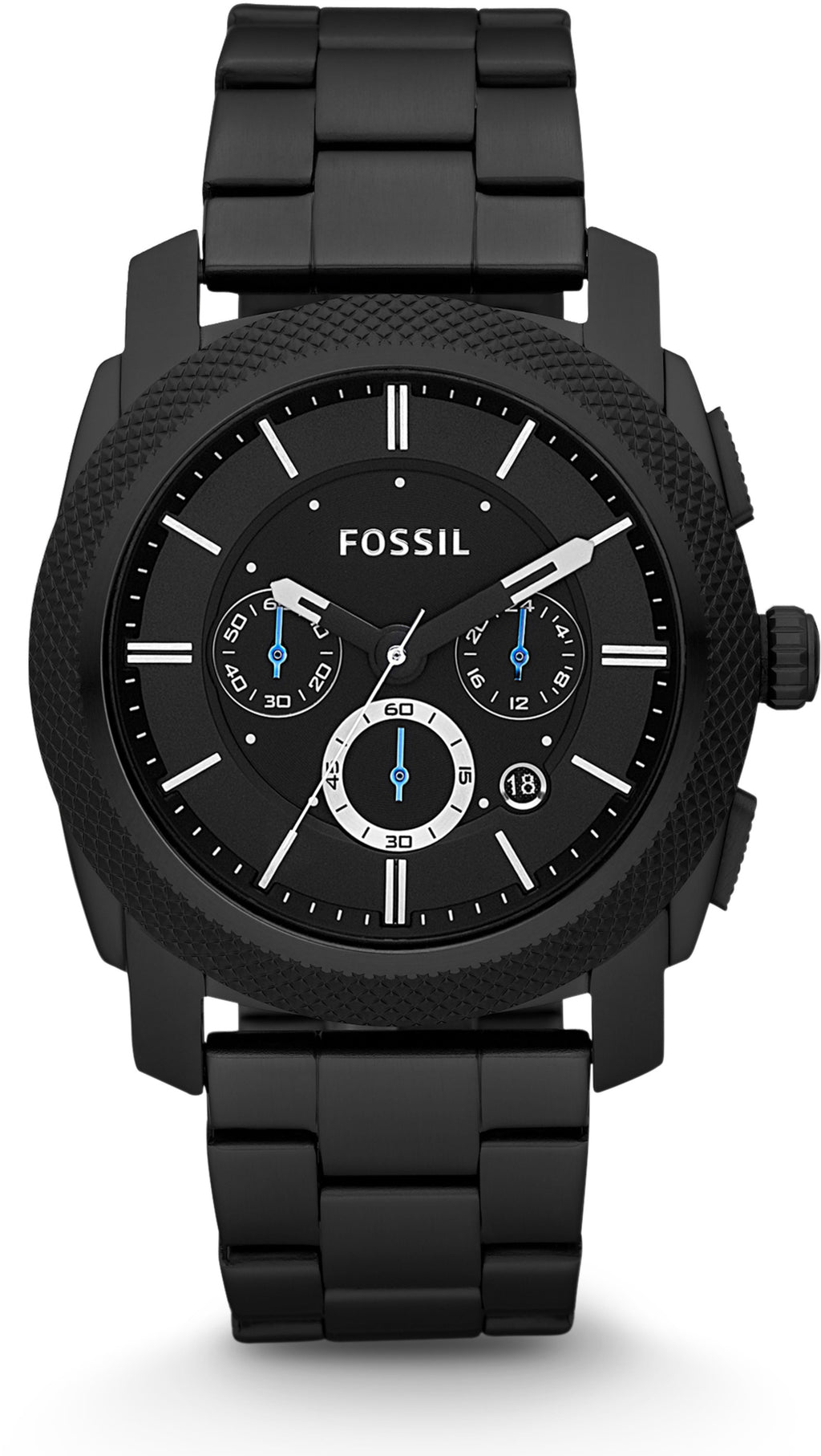 Machine Chronograph Black IP