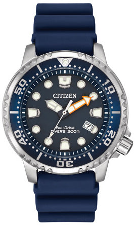 Promaster Professional Diver Blue