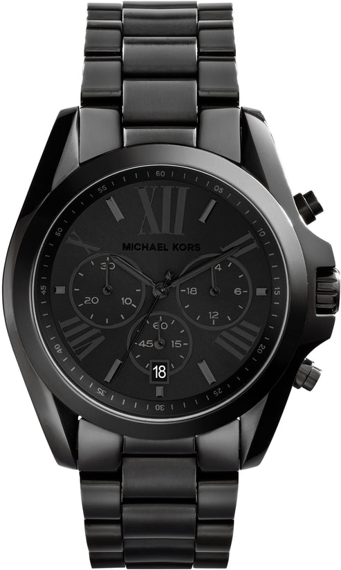 Bradshaw Chronograph Black IP