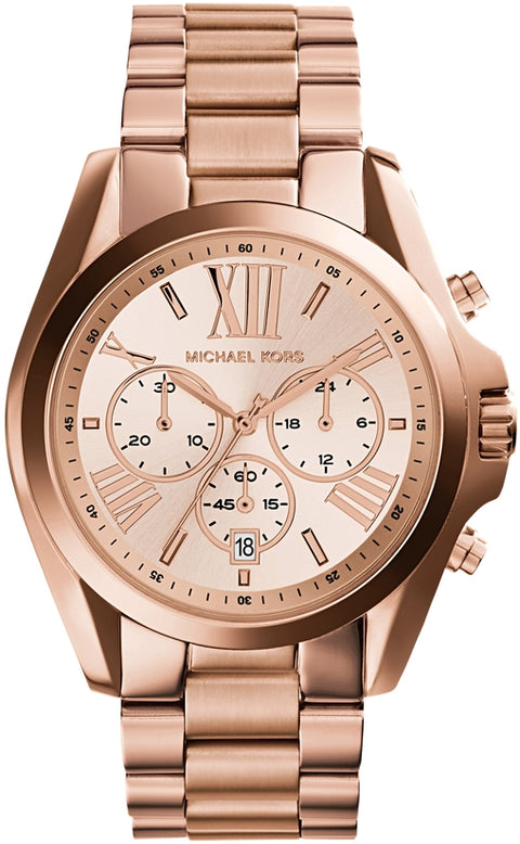 Bradshaw Chronograph Rose Gold Tone