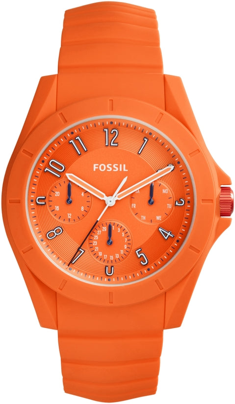 Poptastic Sport Multifunction Orange Silicone