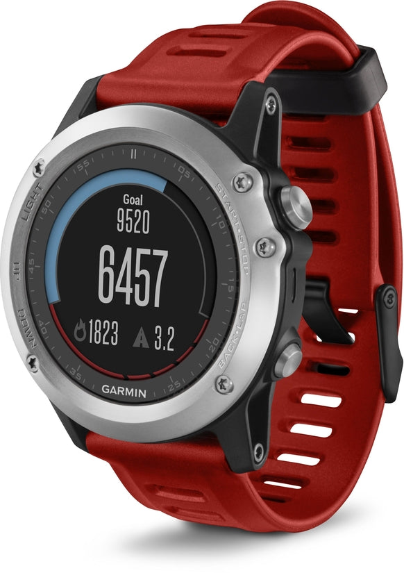 Fenix 3 Red Multisport Training GPS