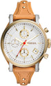 Original Boyfriend Chronograph Tan Leather
