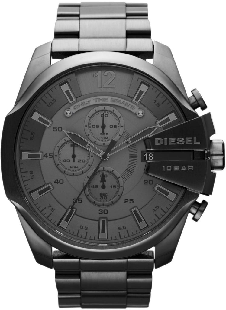 Mega Chief Chronograph Gunmetal IP