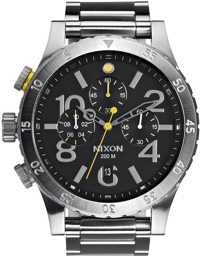 48-20 Chrono Black