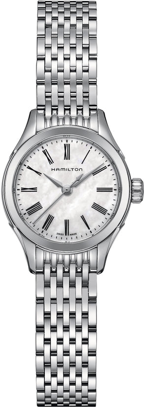 Timeless Classic Women's Stainless Steel Bracelet Mop Dial