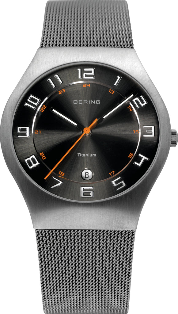 Men's Titanium Grey Dial