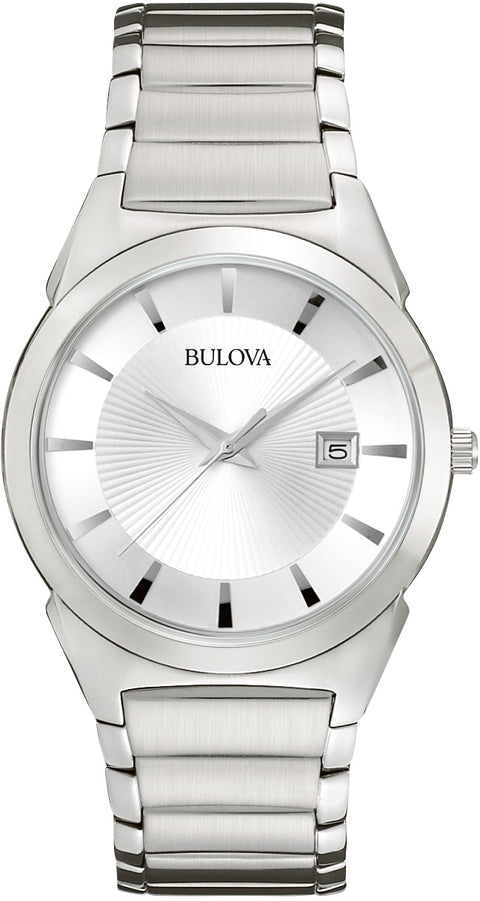 Dress Silver Dial Stainless Steel