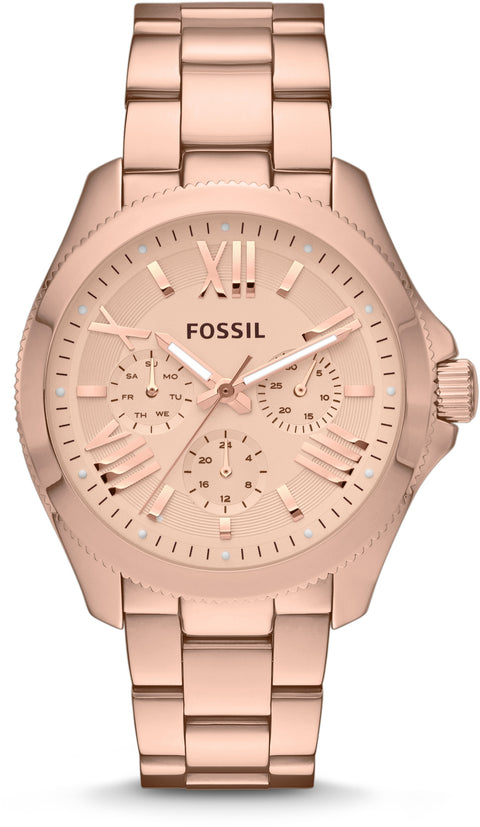 Cecile Multifunction Rose Gold Tone
