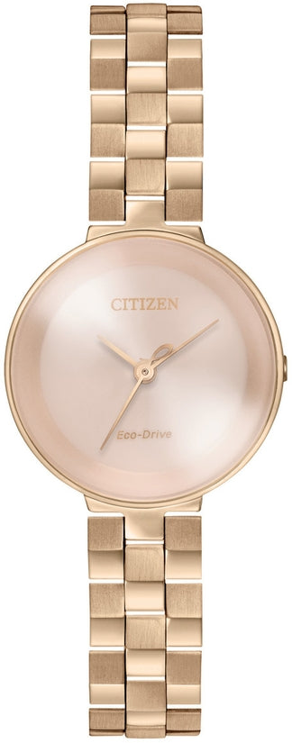 Citizen L Ambiluna Rose Gold Tone