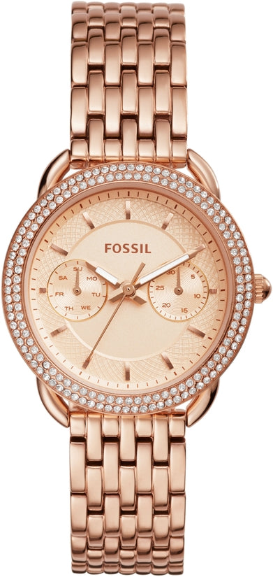 Tailor Multifunction Rose Gold Tone